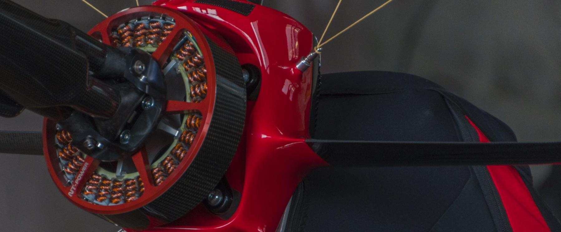 E-Glider detail
