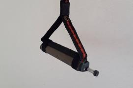 Wireless throttle handle